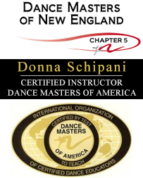 Dance Masters of America Donna Schipani